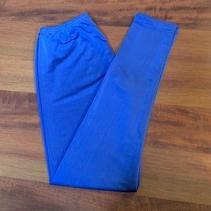 Pants - Shiny Spandex Leggings